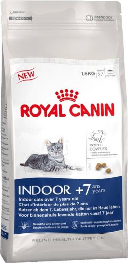 Royal Canin indoor 7+ years 400g
