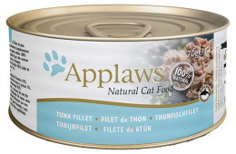 Konzerva Applaws Cat tuňák 70g