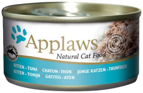 Konzerva Applaws Kitten Tuna 70g