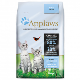 Krmivo Applaws Dry Cat Kitten 400g