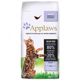 Applaws Cat kuře & kachna 2kg