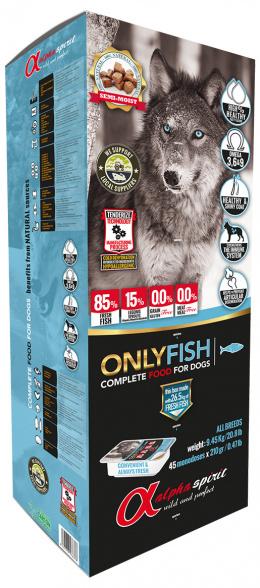 Alpha Spirit Only Fish 9,5kg