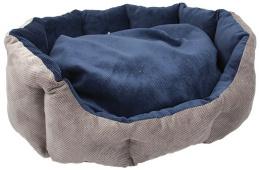 Pelech DOG FANTASY Koruna modrý