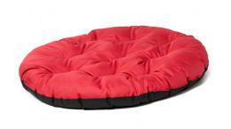 Polštář Dog Fantasy Basic červený 52cm