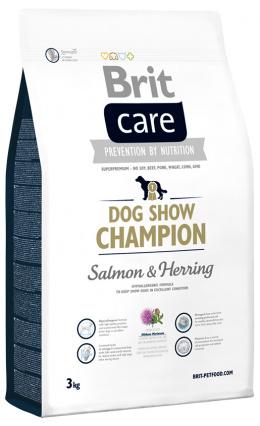 Brit Care Dog Show Champion 3kg