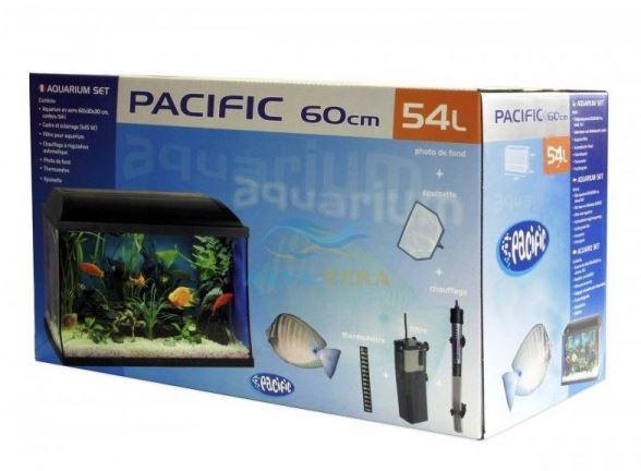 Akvárium Pacific se žárovkou 54l