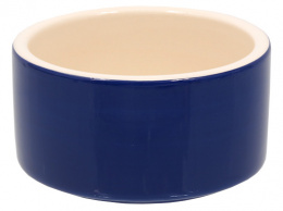 Miska Small Animals keramická modrá 10cm