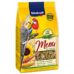 Menu Vitakraft Vital korela a střední papoušek 1kg