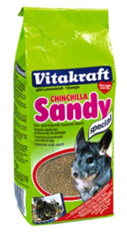 Písek koupací Vitakraft Chinchilla Sandy 1kg