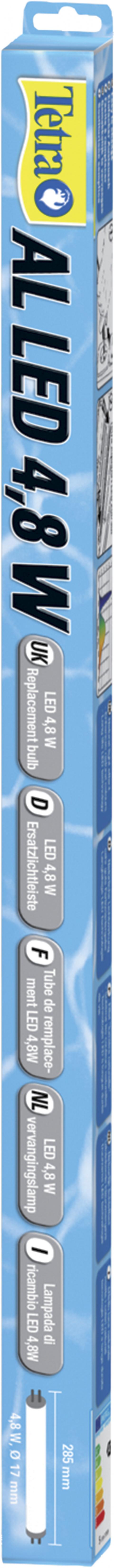 Náhradní zářivka TETRA AquaArt LED 4,8W title=