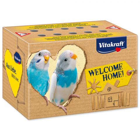 Krabice papírová VITAKRAFT na přenos exotického ptactva