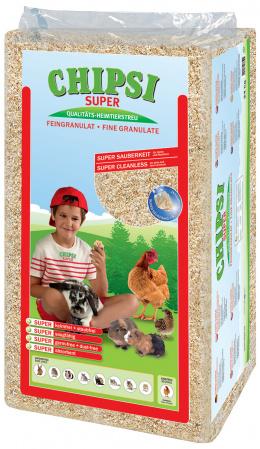 Jemný granulát JRS Chipsy Super 24kg