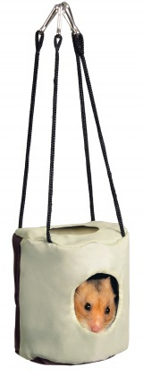 Domeček závěsný pro hlodavce Trixie 10*9cm