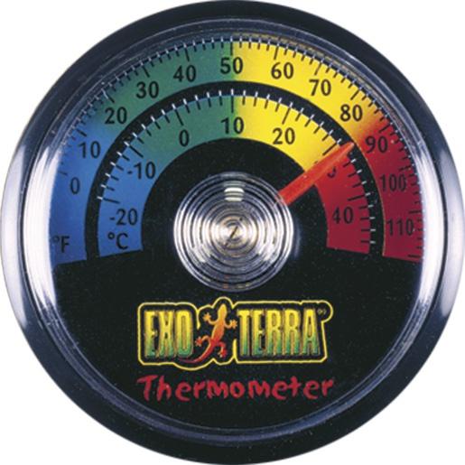 Teploměr EXO TERRA Rept-O-Meter terarijní