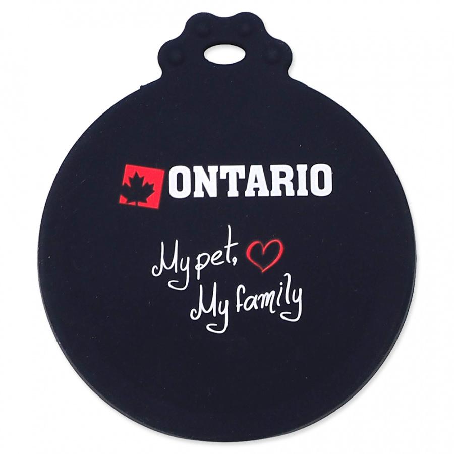 Ontario silikonové víčko pro načaté konzervy