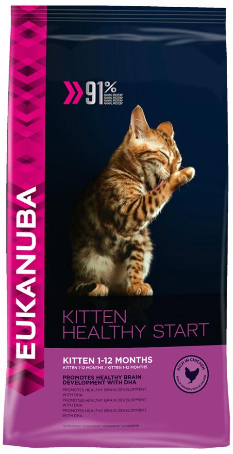 Eukanuba Cat Kitten 4kg title=