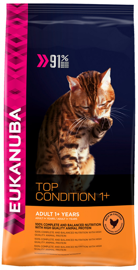 Eukanuba Cat Adult Chicken 2kg title=