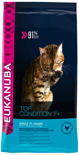 Eukanuba Cat Senior Chicken 2kg