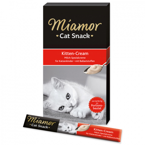Krém Miamor Kitten 5x15g 75g title=