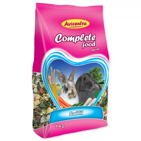 Krmivo AVICENTRA speciál pro králíky 1kg title=