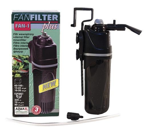 Filtr AQUAEL AQ Fan 1 Plus vnitřní