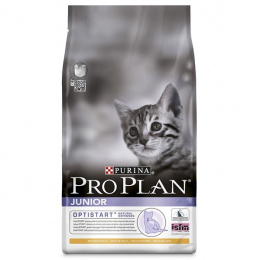 PRO PLAN CAT JUNIOR kuře 10kg