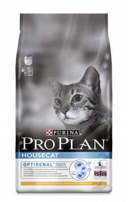 PRO PLAN CAT HOUSECAT kuře 10kg