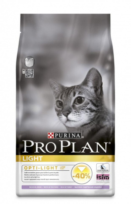 PRO PLAN CAT LIGHT krůta 10kg