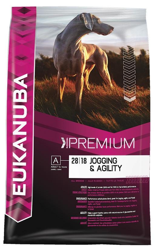 Eukanuba Adult Jogging & Agility 15kg