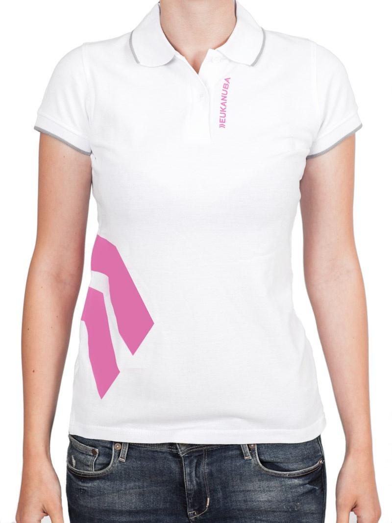 Tričko s límečkem Eukanuba dámské M