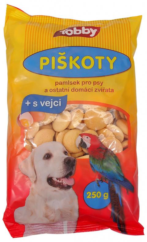 Piškoty 250g title=