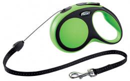 Vodítko Flexi New Comfort lanko S 8m zelené