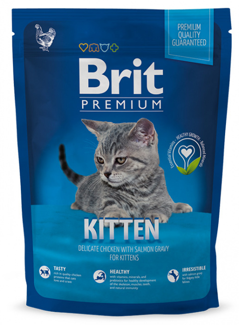 Brit Premium Cat Kitten 300g