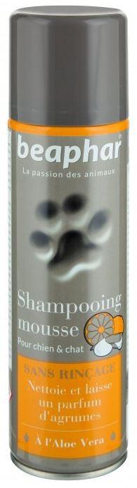 Šamponová pěna ve spreji Beaphar 250 ml