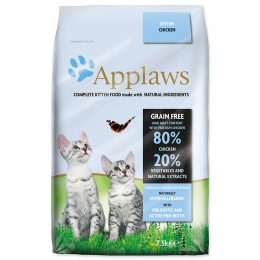 Krmivo Applaws Cat Kitten 7,5kg