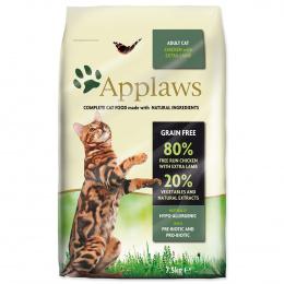 Applaws Cat kuře & jehně 7,5kg