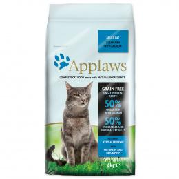 Krmivo Applaws Dry Cat mořské ryby, losos 6kg