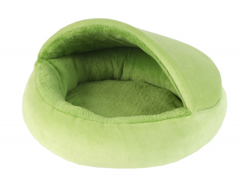 Pelíšek Afrodithe zelený 45cm