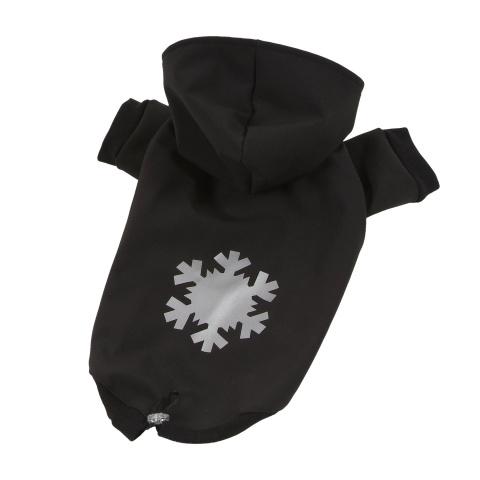 Bunda Softshell černá XXL