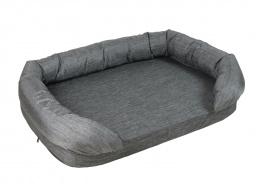 Sofa Fantastic Elegance šedá 86 x 65 cm