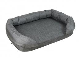 Sofa Fantastic Elegance šedá 120x88cm