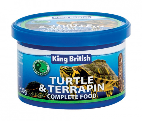 King British Turtle and Terrapin Food 20g