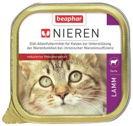 Beaphar ledvinová dieta pro kočky s jehněčím 100 g