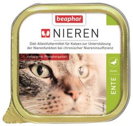 Beaphar ledvinová dieta pro kočky s kachním masem 100 g
