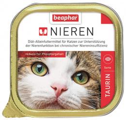 Beaphar ledvinová dieta pro kočky s taurinem 100 g