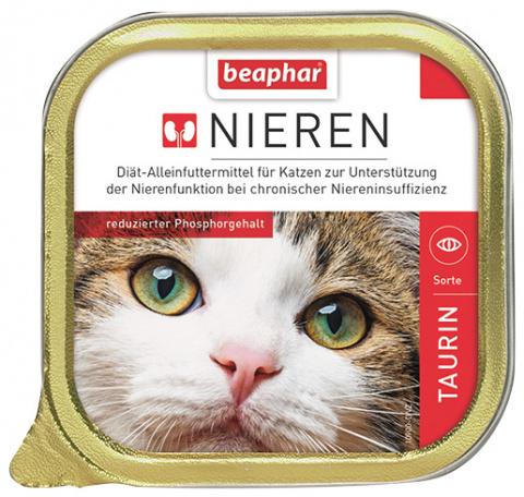 Beaphar Nieren pro kočky s taurinem 100g