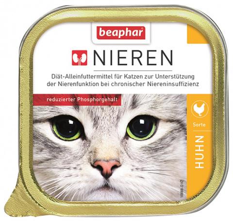 Beaphar ledvinová dieta pro kočky s kuřecím masem 100 g