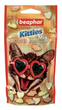 Crazy Cat Kitties 3-Mix