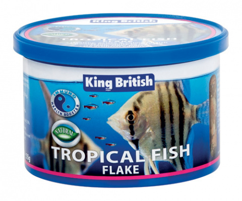 King British Tropical Flake  (With IHB) 55g