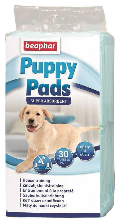 Hygienická podložka Beaphar Puppy Pads 30 ks title=